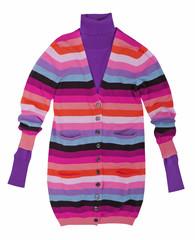 striped jacket