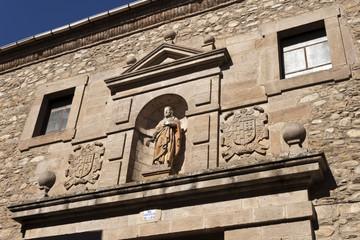 Saint Joseph convent in Villafranca del Bierzo