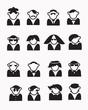 Faces Set