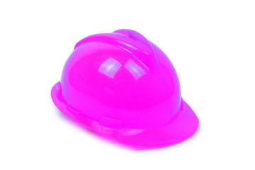Industrieschutzhelm, pink