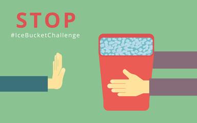 Stop Ice Bucket Challenge