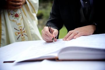 bridal signature