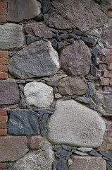 brick stone granite wall