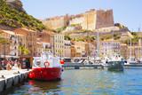 Fototapety Bonifacio, Corsica, France