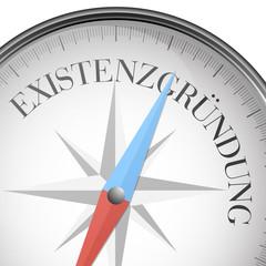 Kompass Existenzgründung