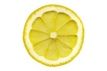 Zitrone, Scheibe 001