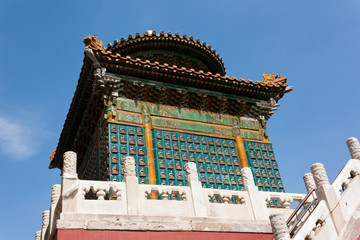 Temple for Cultivating Good Deeds (Shanyin Si), Beihai Park
