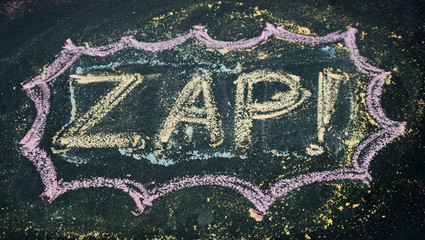 the word zap