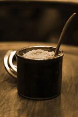 Sugar bowl ceramic cups
