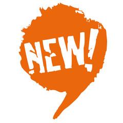 new,button,sign,grunge,sale,vektor,orange,advertising