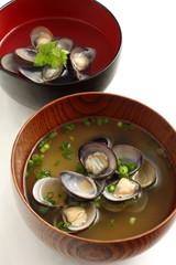 しじみ汁 貝料理 吸い物 タウリン