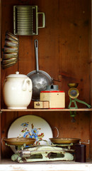 vintage kitchen equipment 2