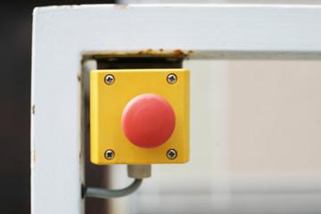 Entriegelungsknopf für Garagentor