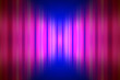 Red Striped Blur Background