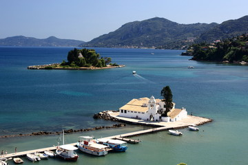 Islands Off Corfu