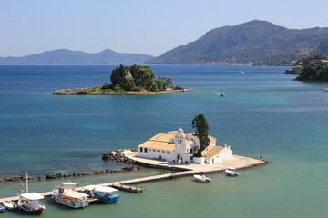 Corfu Landmarks