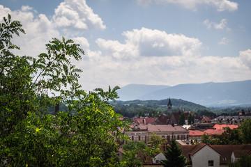 Cieszyn in Poland