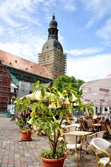 Riga, Latvia, Domas sobor