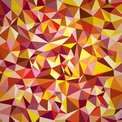 Abstract vector geometry background, color surface