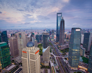 shanghai lujiazui financial