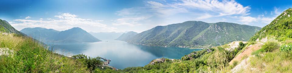 Boka-Kotor Bay, Montenegro