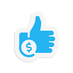 Pay per like