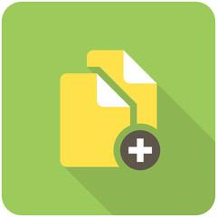 Add file icon