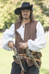 Le capitaine Pirate