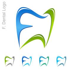 F. Dental Logo