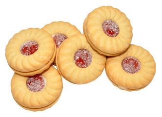 Jammy Dodger Biscuits