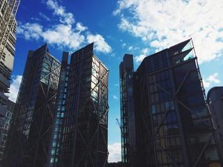 Grattacieli a Londra