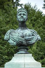 Buste af Louise Dronning af Danmark Fredensborg Slot