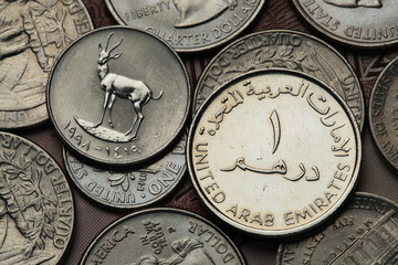 Coins of the United Arab Emirates