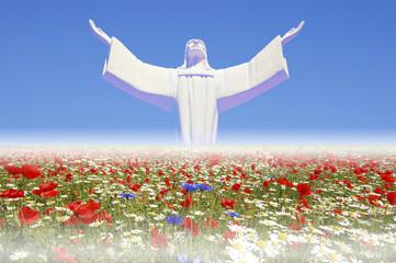 Dio fiore della vita
