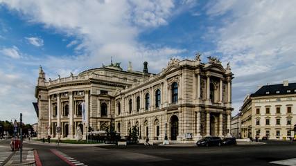 Österreich, Wien - Parlament