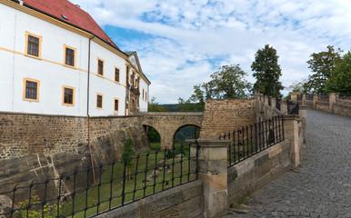 Castle Decin