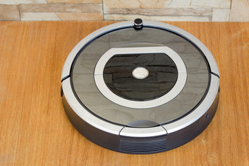 Robotics - the automated robot the vacuum cleaner.