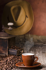 caffè still life