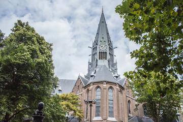 De Vondelkerk Vondelpark Amsterdam
