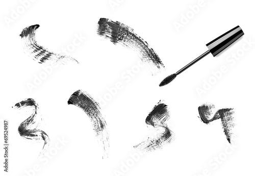 canvas print picture mascara eyelash make up beauty cosmetics