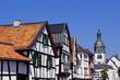 RHEINBACH ( bei Bonn ) - Altstadtpanorama
