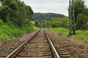Eisenbahnlinie