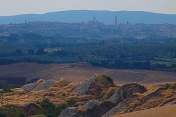 Toscana - Crete Senesi