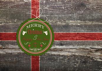 Verpackung Holzkiste Weihnachten © Matthias Buehner