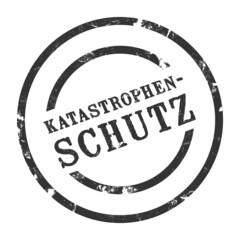 sk76 - StempelGrafik Rund - Katastrophenschutz - g1496
