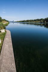 danube in vienna, Donaukanal