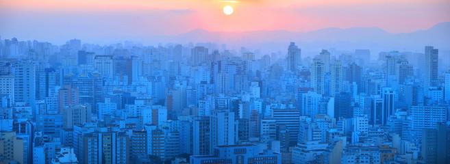 SaoPaulo city skylane