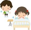 子供の怪我や入院