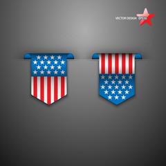 American Labor Day designs.