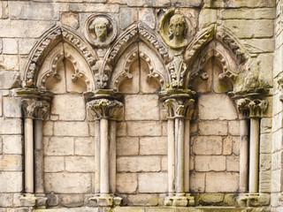 3 stone arches